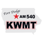 KWMT 540 AM USA, Fort Dodge