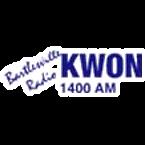 KWON 1400 AM USA, Tulsa