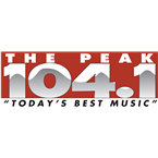 The Peak 104.1 104.1 FM USA, Bend