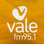 Rádio Vale FM 95.1 FM Brazil, Valparaíso