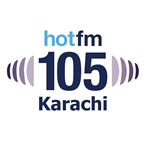 Hot FM 105 105.0 FM Pakistan, Karachi