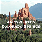 KFCS 1580 AM USA, Colorado Springs