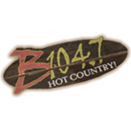 Hot Country B104.7 104.7 FM United States of America, Manhattan