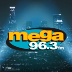 La Mega 96.3 96.3 FM USA, Los Angeles
