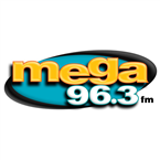 La Mega LA 96.3 FM USA, East Los Angeles