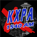 KXPA 1540 AM USA, Seattle-Tacoma