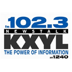 KXYL 1240 AM USA, Abilene