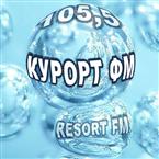 Радио Курорт 105.5 FM Russia, Goryachy Klyuch