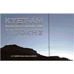 KYET 1170 AM United States of America, Golden Valley