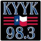 KYYK 98.3 FM USA, Tyler-Longview