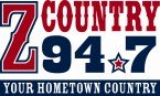 Z-Country 94.7 94.7 FM United States of America, Wenatchee