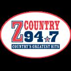 Z-Country 94.7 94.7 FM USA, Wenatchee