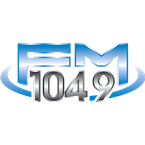 FM 104.9 104.9 FM USA, Salina-Manhattan