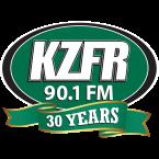 KZFR 90.1FM 90.1 FM United States of America, Chico