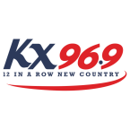 New Country KX 96.9 96.9 FM USA, Lincoln