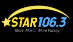 Star 106.3 106.3 FM USA, Rapid City