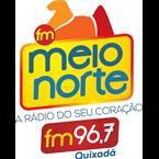 Rádio Meio Norte FM 96.7 FM Brazil, Quixadá