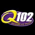 Q102 102.3 FM USA, Sioux City