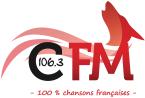 CFM Radio 106.3 FM Belgium, Haine-Saint-Paul