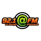 @FM (Ciudad Obregon) 92.1 FM Mexico, Ciudad Obregón