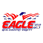 The Eagle 95.9 95.9 FM USA, Rapid City