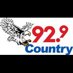 92.9 Country 92.9 FM USA, Valdosta