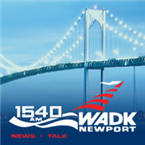 AM 1540 WADK 1540 AM USA, Newport
