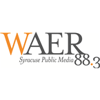 WAER 88.3 FM United States of America, Syracuse