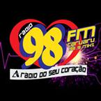 Rádio 98 FM (Caruaru) 98.9 FM Brazil, Caruaru