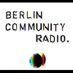 Berlin Community Radio Germany