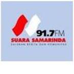 Radio Suara Samarinda 91.7 FM Indonesia, Samarinda
