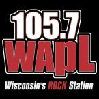 WAPL 105.7 FM USA, Appleton