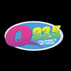 Q 93-5 93.5 FM USA, Columbia