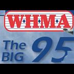 WHMA-FM The Big 95 95.3 FM United States of America, Gadsden