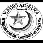 Radio Adhana 104.9 FM Tanzania, Zanzibar