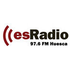 esRadio Huesca 97.6 FM Spain, Huesca