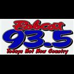 The Bobcat 93.5 93.5 FM USA, Blackstone