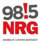 NRG 98.5 98.5 FM Greece, Alexandroupoli