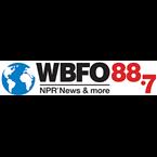 WBFO 88.7 FM USA, Buffalo