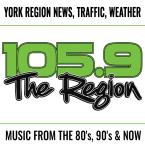 The Region 105.9 FM Canada, Markham