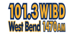 101.3 WIBD 1470 AM USA, West Bend