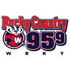 Bucky Country 95.9 FM United States of America, Portage