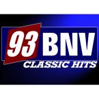 WBNV-FM 93.5 FM United States of America, Wheeling