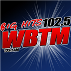 Big Hits 1330 AM USA, Danville