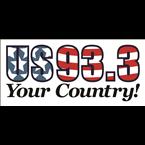 US 93.3 93.3 FM United States of America, Wayne