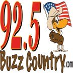 Buzz Country 92.5 FM USA, West Bend