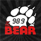 98.9 The Bear 98.9 FM United States of America, Wayne