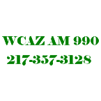 DWCAZ 990 AM USA, Carthage