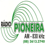 Rádio Pioneira AM 830 AM Brazil, Sobral