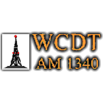WCDT 1340 AM United States of America, Huntsville